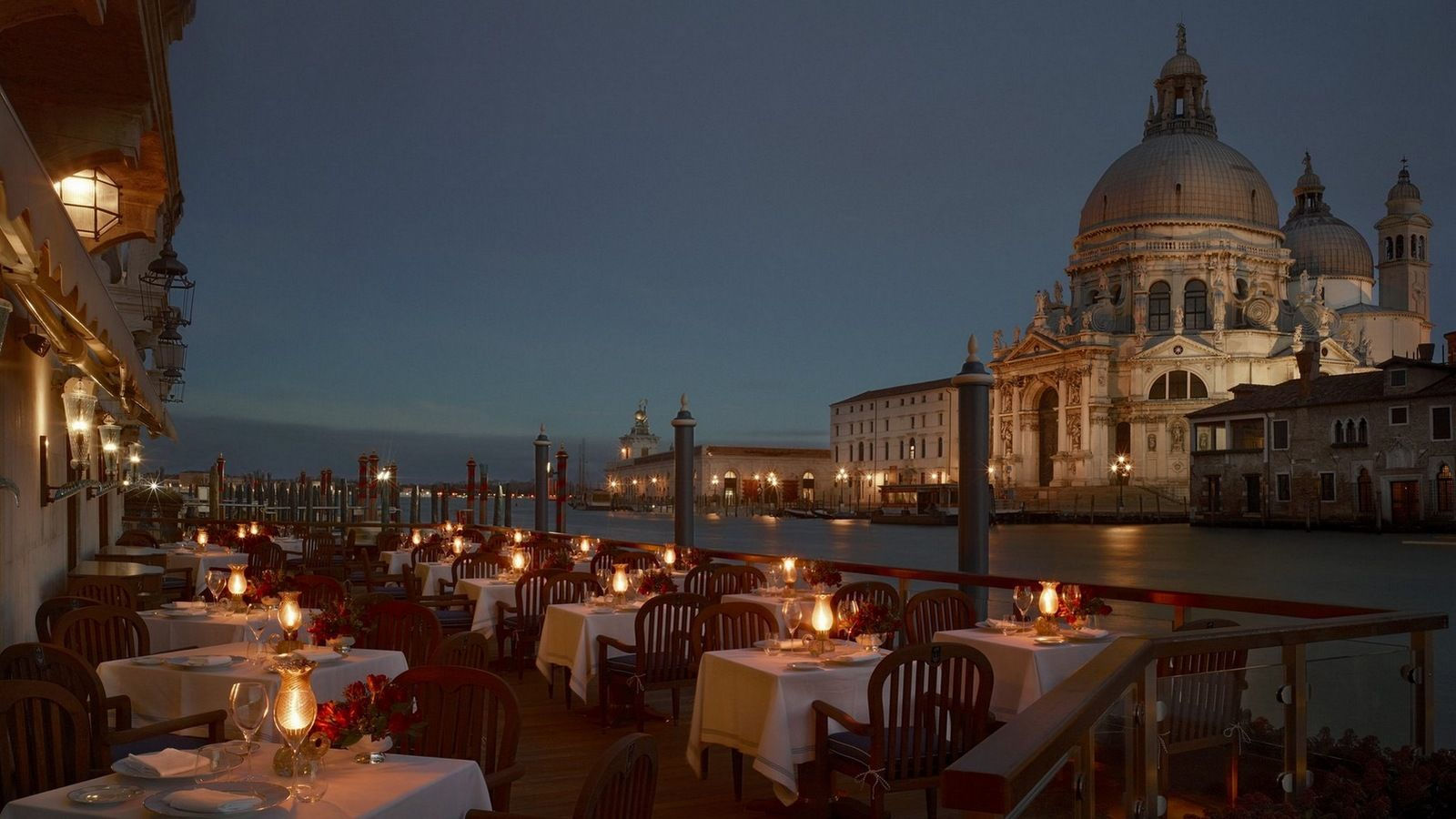 Club del Doge Venice terrace