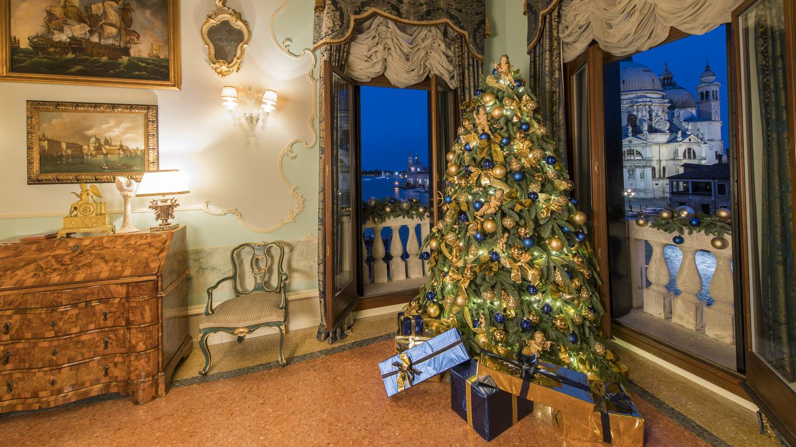 Christmas Tree | The Gritti Palace