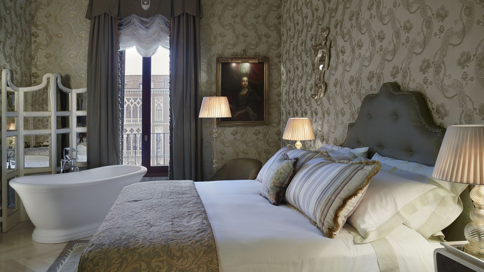 Rooms amp Suites The Gritti Palace Venice
