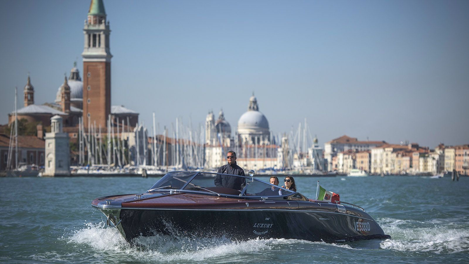 Riva Yacht Experience at the Venetian Lagoon