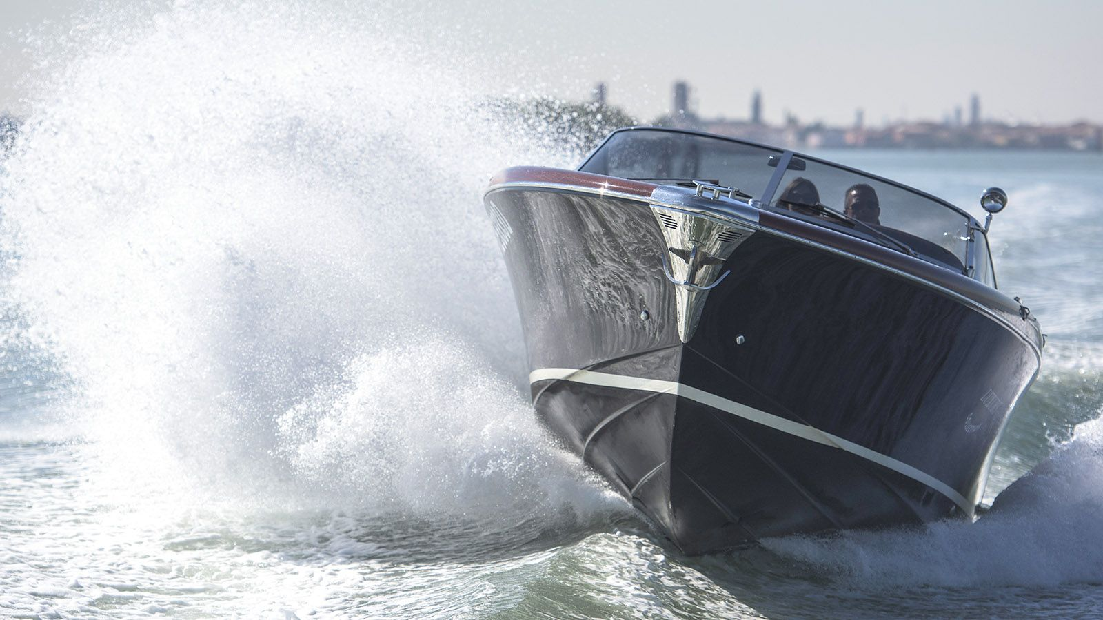 Riva Yacht, The Gritti Palace
