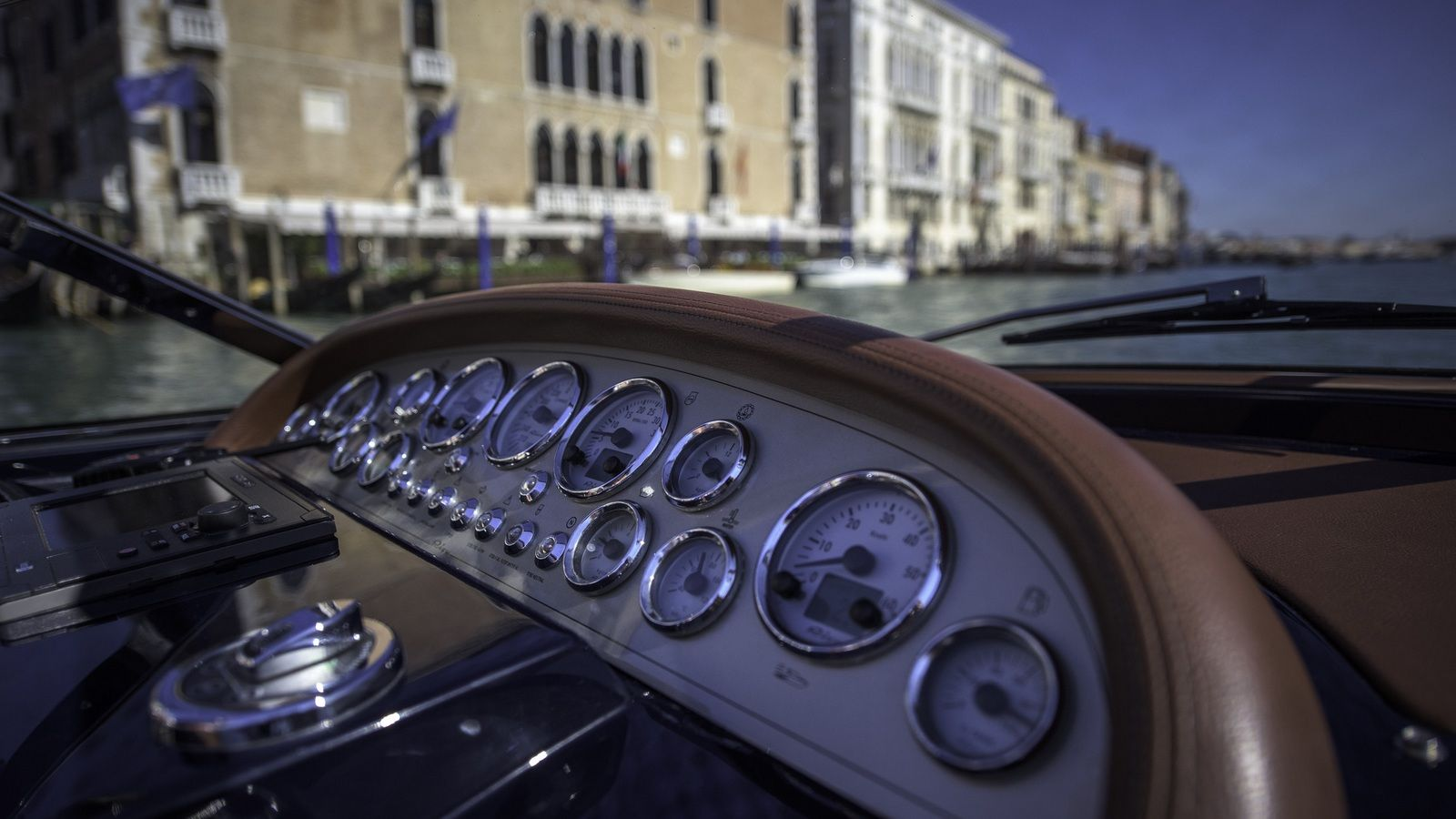 riva yacht the gritti palace venice