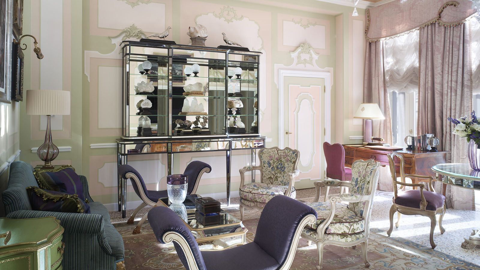 Somerset Maugham Royal Suite, The Gritti Palace