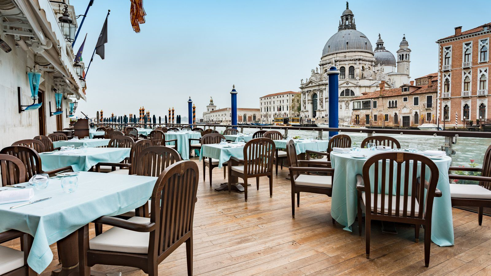 The gritti terrace the gritti palace a luxury collection for Hotel the terrace