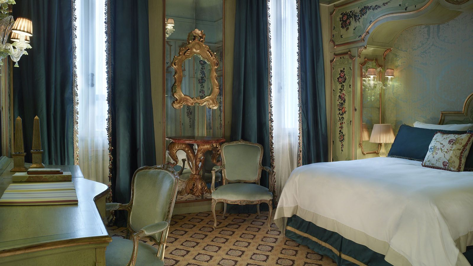 Rooms & Suites, The Gritti Palace, Venice
