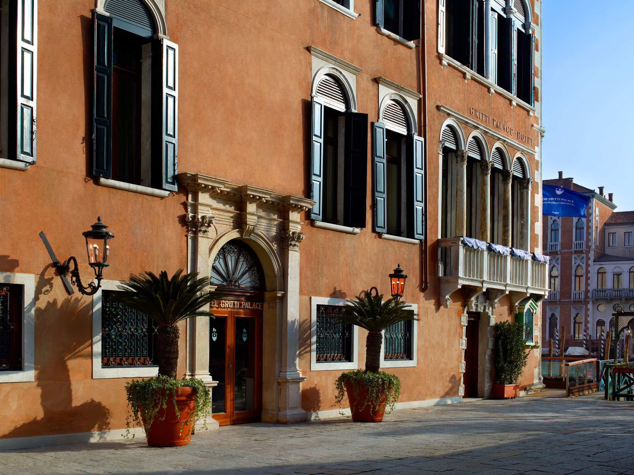 gritti palace exterior