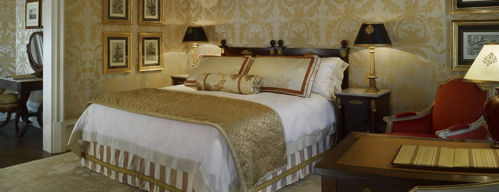 La Fenice Heritage Suite Bedroom