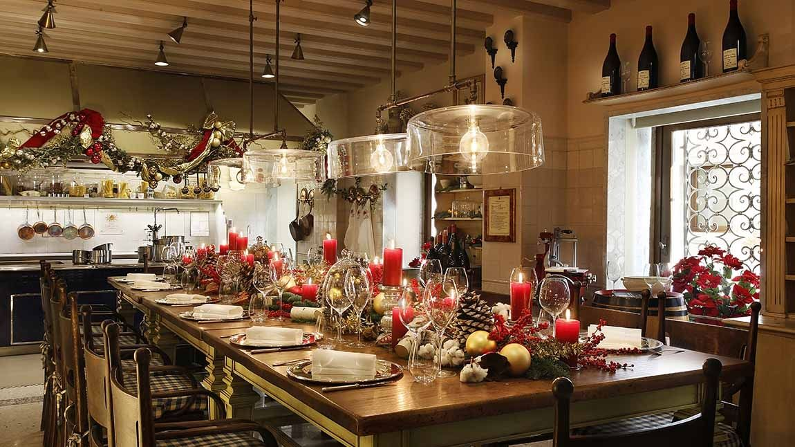 Natale | The Gritti Epicurean School