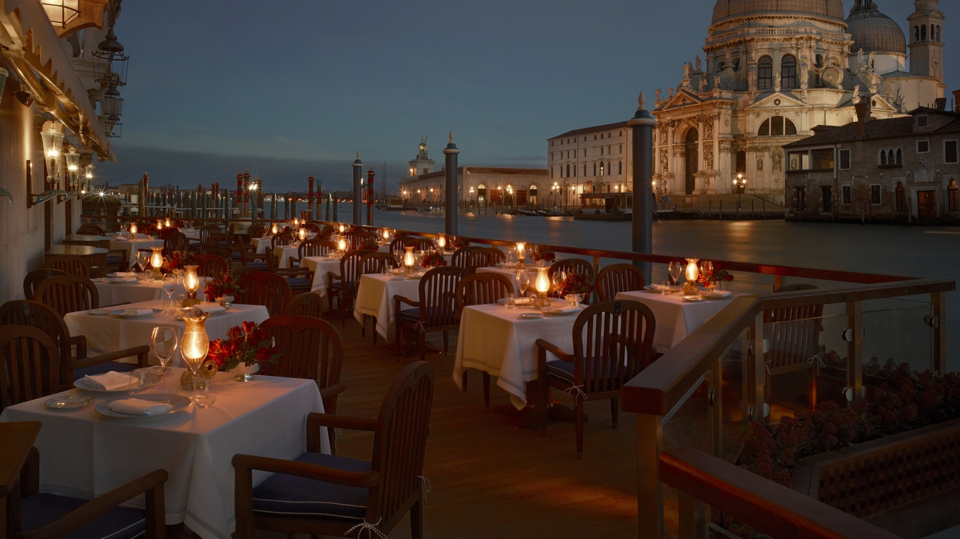 Club del doge restaurant fine dining in venice venice for The terrace menu