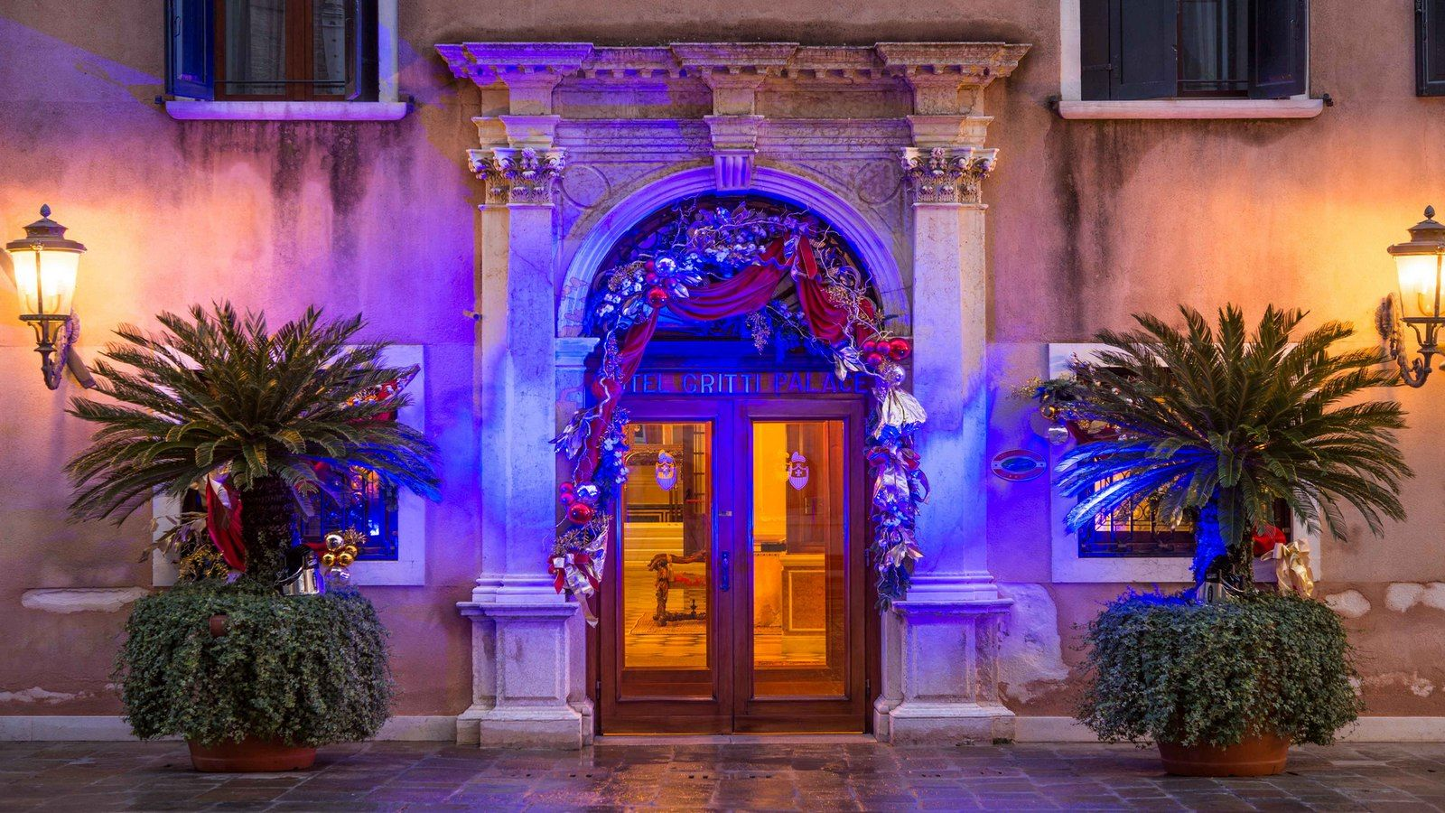 New Years Eve Gritti Palace entry