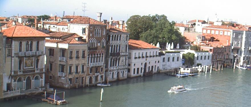 A favourite view from Hotel Gritti Palace, Venice